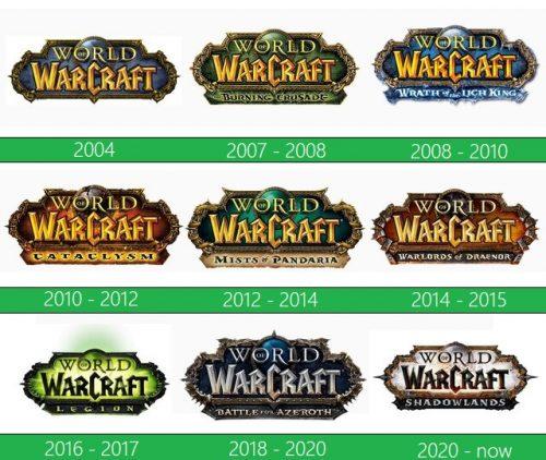 storia World of Warcraft logo